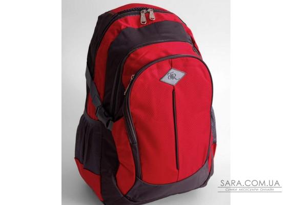 Рюкзак 7024-01 червоний Traum