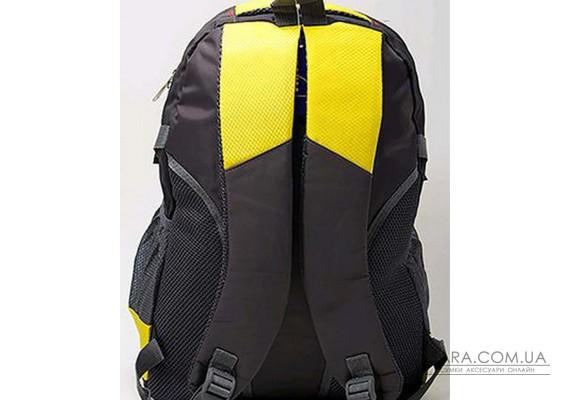 Рюкзак 7024-02 жовтий Traum