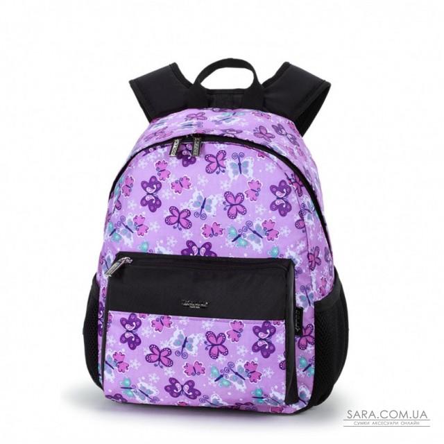 Рюкзак Шкільний для дівчаток Dolly 362 c малюнком Butterfly  дешево. Україна