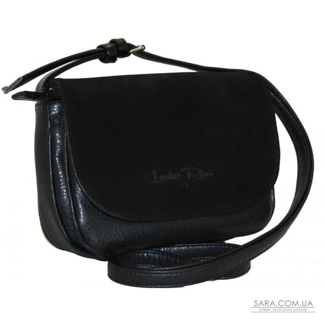 Купити 038 сумка замшева чорна Lucherino дешево від виробника ... 0fd571fa57800