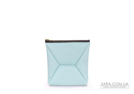 Шкіряна сумочка-клатч POOLPARTY THE X