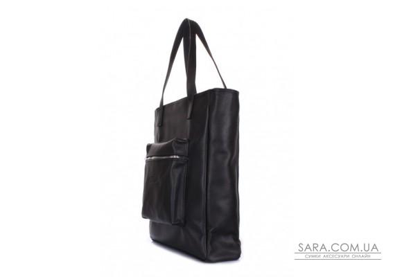 Шкіряна сумка POOLPARTY Spirit