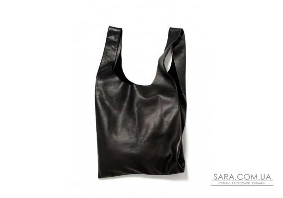 Шкіряна сумка POOLPARTY Tote (pool-leather-tote)