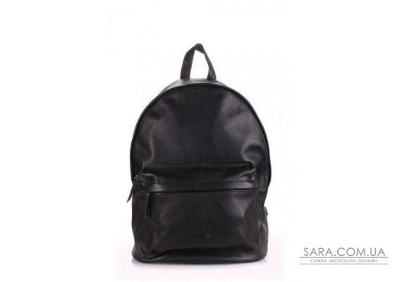 Шкіряний рюкзак POOLPARTY
