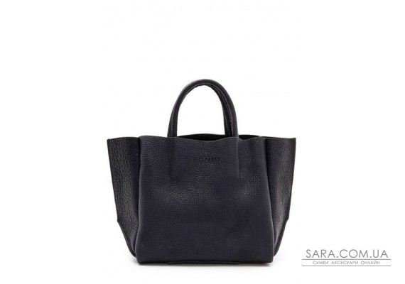 Шкіряна сумка POOLPARTY Soho (pool-poolparty-soho-black)