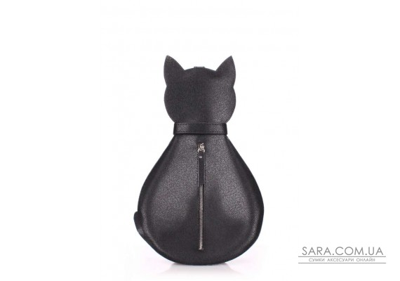 Рюкзак жіночий POOLPARTY Cat (pool-leather-cat-backpack)