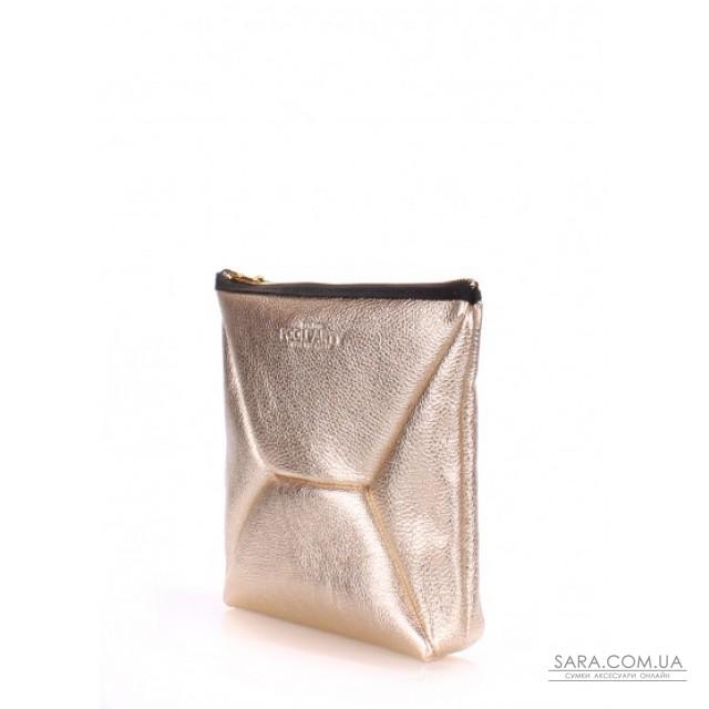 Шкіряна сумочка-клатч POOLPARTY THE X дешево