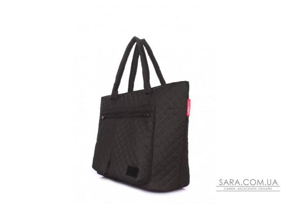 Стьобана сумка POOLPARTY Future (pool-future-black)