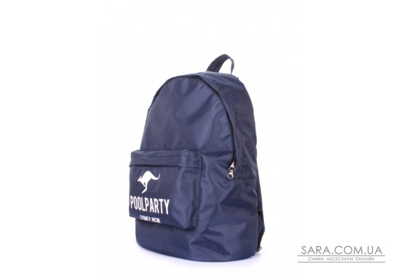 Рюкзак молодіжний POOLPARTY (pool-backpack-oxford-blue)