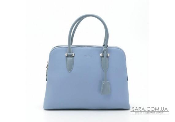 Жіноча сумка David Jones 6207-2T l.blue