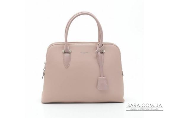 Жіноча сумка David Jones 6207-2T pink