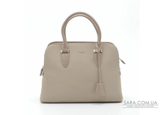 Жіноча сумка David Jones CM5349T beige
