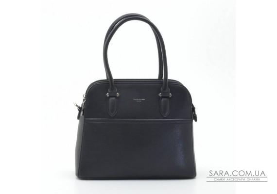 Жіноча сумка David Jones 6221-3T black