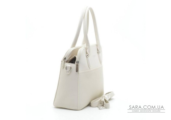 Жіноча сумка David Jones 6221-3T beige