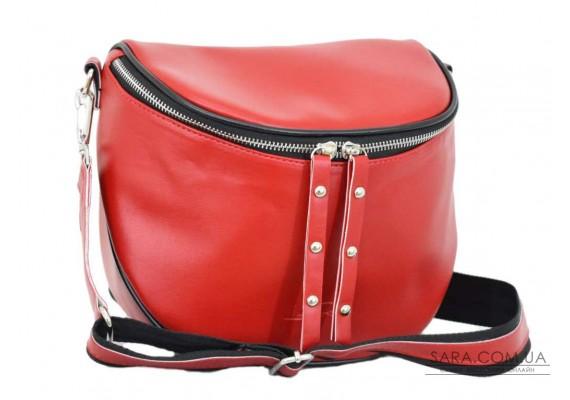 603 сумка червона Lucherino