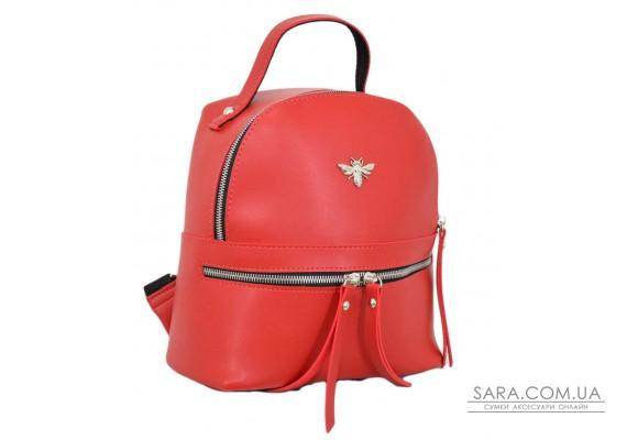 653 рюкзак червоний Lucherino