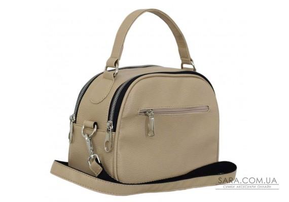 654 сумка беж Lucherino