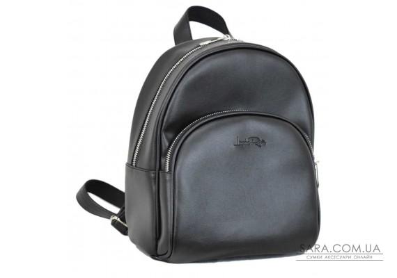 652 рюкзак чорний Lucherino