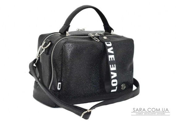 649 сумка черная икра Lucherino