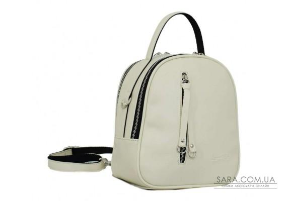 643 рюкзак беж Lucherino