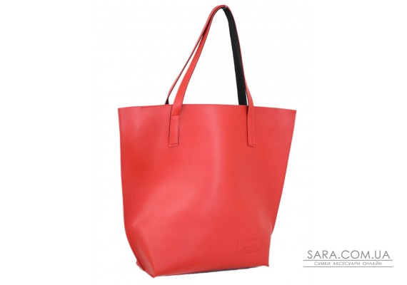 641 сумка красная Lucherino