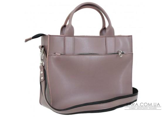 651 сумка лілова Lucherino