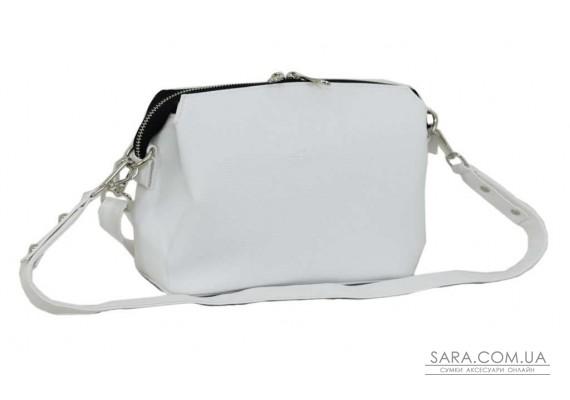 644 сумка біла Lucherino