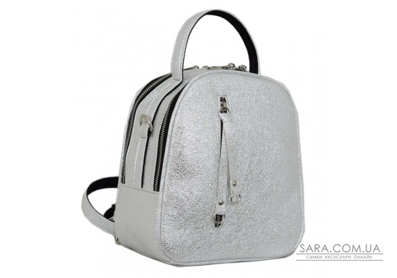 643 рюкзак срібло Lucherino