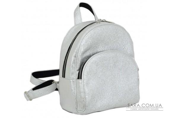 652 рюкзак срібло світле Lucherino