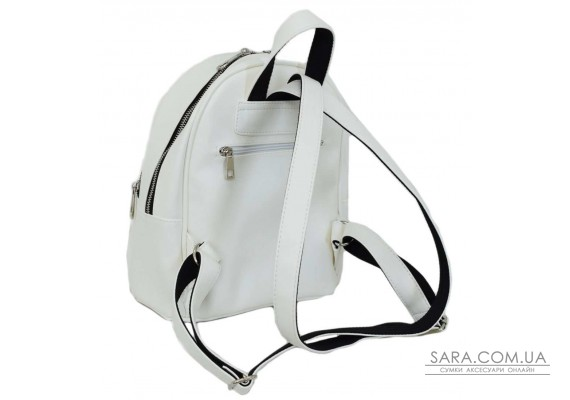 652 рюкзак білий Lucherino