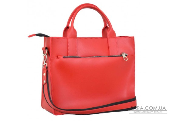 651 сумка червона Lucherino