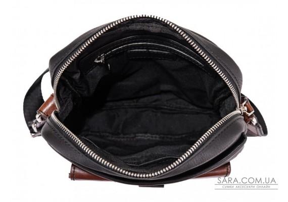 Мужская кожаная сумка через плечо Tiding Bag t0037