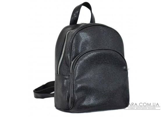652 рюкзак чорна ікра Lucherino