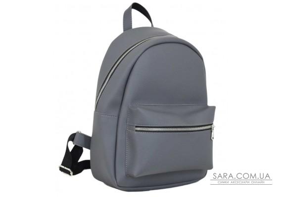 655 рюкзак сірий Lucherino