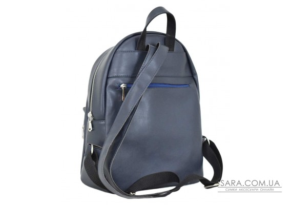 655 рюкзак синій Lucherino