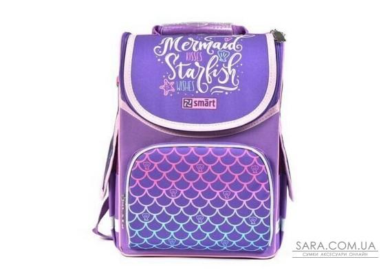 Рюкзак шкільний каркасний SMART PG-11 Mermaid 558066