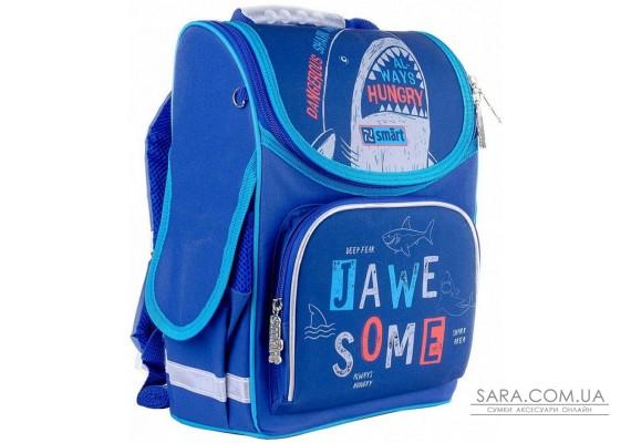 Рюкзак шкільний каркасний SMART PG-11 Jawe Some 558085