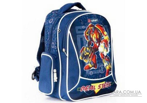 Рюкзак шкільний SMART ZZ-02 Real Steel Robot 558189