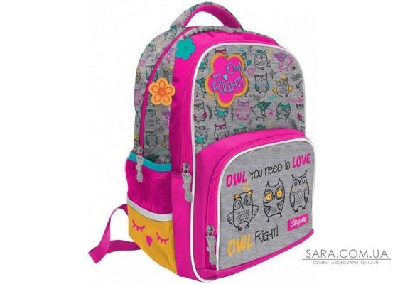 Рюкзак шкільний 1вересня S-42 Owl 558235
