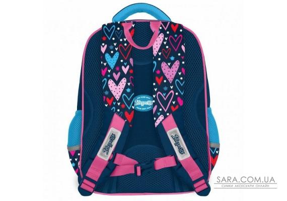Рюкзак шкільний 1вересня S-42 Love XOXO 558238
