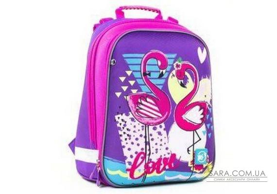 Шкільний рюкзак YES H -12 Flamingo 558017