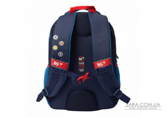 Шкільний рюкзак YES S-28 Break Rules 558160