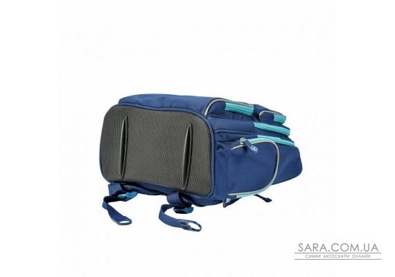 Школьный рюкзак YES S-30 Juno Boys style синий 558445