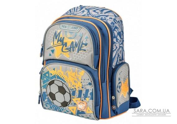 Шкільний рюкзак YES S-30 Juno Football 558005