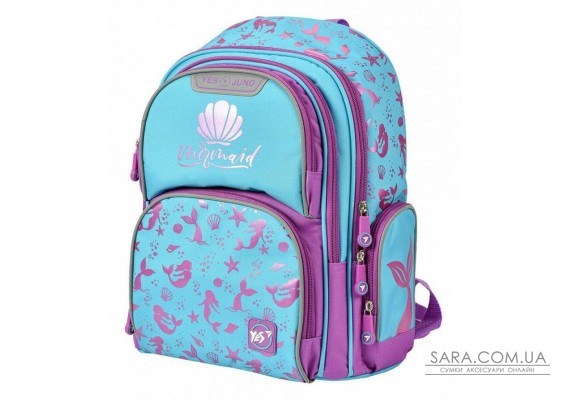 Школьный рюкзак YES S-30 Juno Mermaid 558012