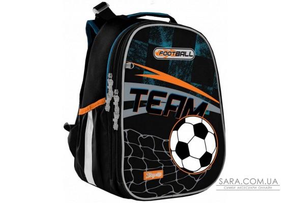 Рюкзак шкільний каркасний 1вересня Н-12 Team football 558215