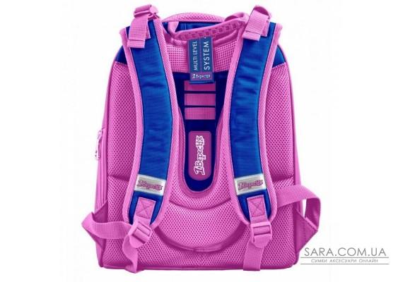 Рюкзак шкільний каркасний 1вересня Н-12 Cool girl 558024