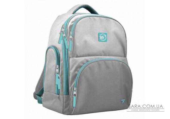 Шкільний рюкзак YES S-30 Juno MAX College срібний 558455