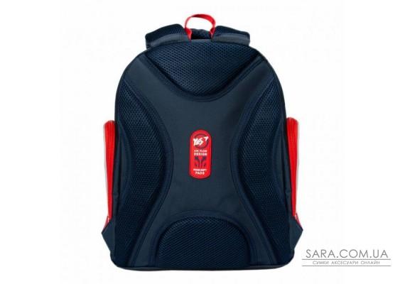 Школьный рюкзак YES S-30 Juno MAX College синий 558430