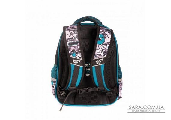 Шкільний рюкзак YES S-31 Monster 558200